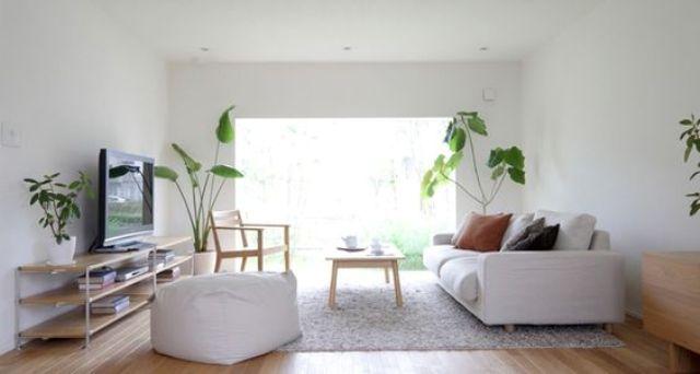 Học tập người Nhật trang trí phòng khách vừa đẹp vừa gọn gàng đến bất ngờ - Ảnh 4.