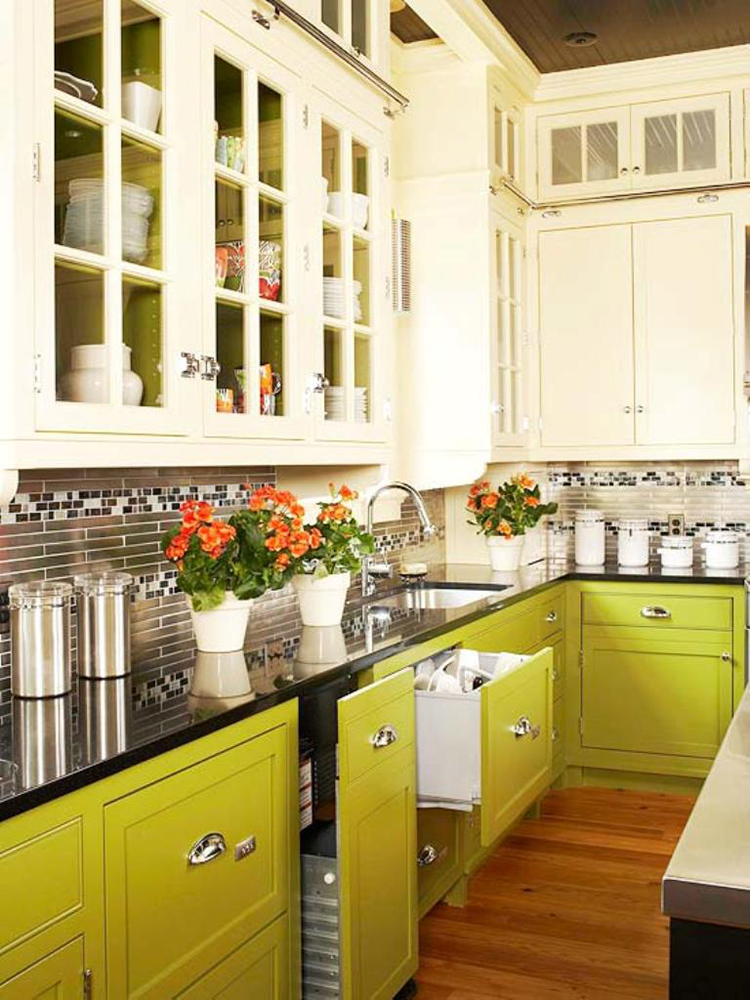 3 mẹo tô điểm cho phòng bếp nhà bạn thêm phần rực rỡ - Ảnh 19.