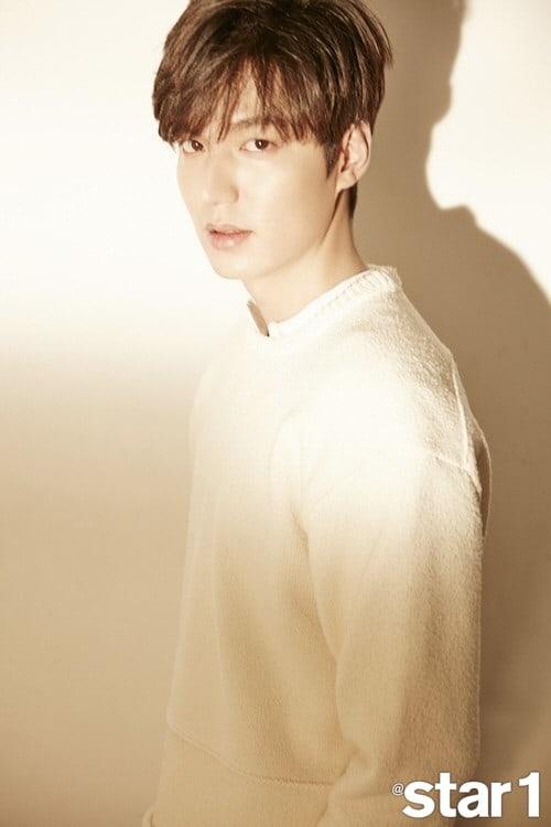 Lee Min Ho khoe vẻ nam tính, lần đầu trải lòng trước ngày lên đường nhập ngũ - Ảnh 1.