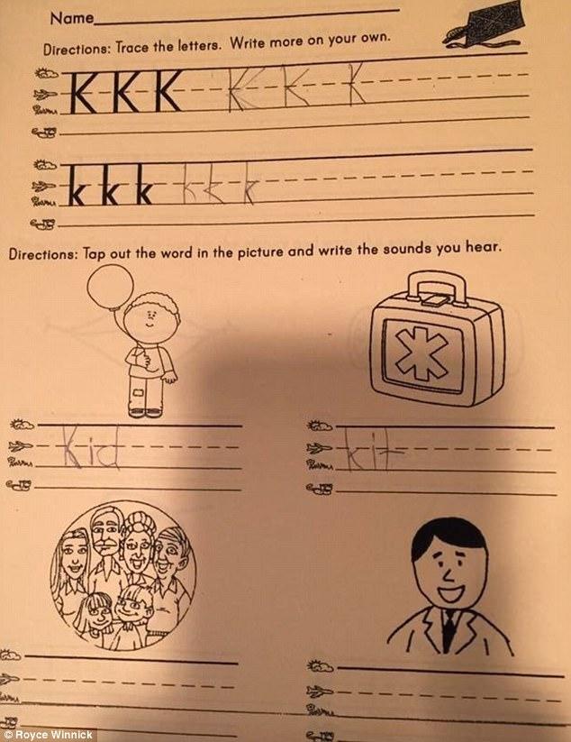Hại não với bài tập về nhà dành cho trẻ... 5 tuổi - Ảnh 3.