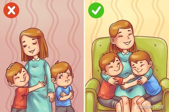 Cách ứng xử của cha mẹ thông minh trước những hành vi xấu trẻ nào cũng có - Ảnh 3.