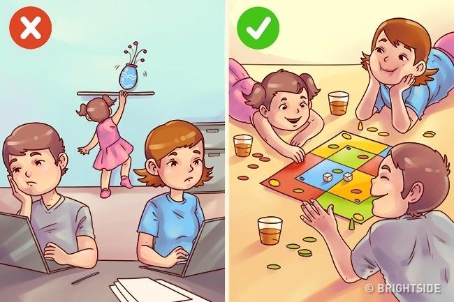 Cách ứng xử của cha mẹ thông minh trước những hành vi xấu trẻ nào cũng có - Ảnh 4.