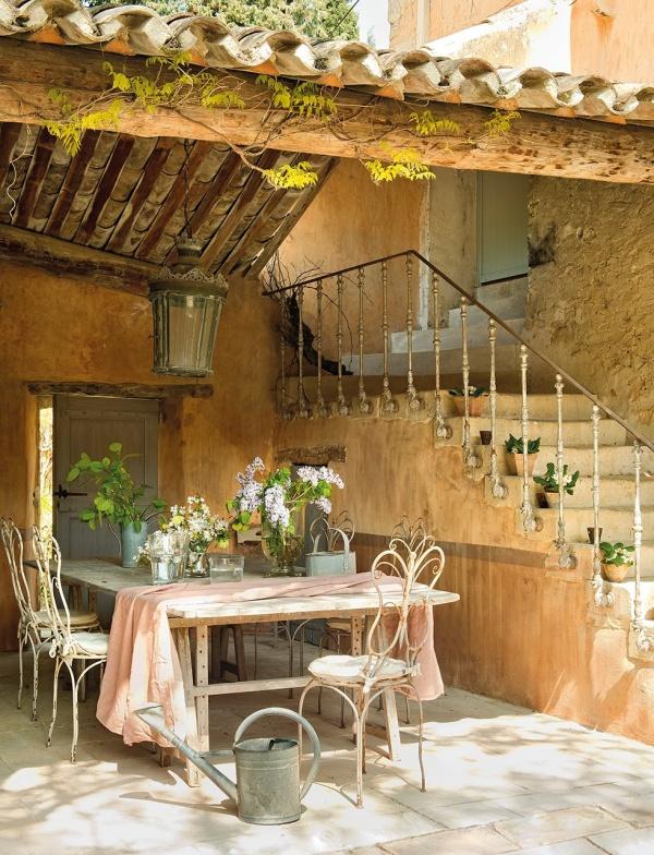 Làm đẹp sân vườn theo phong cách đồng quê nước Pháp siêu lãng mạn - Ảnh 8.