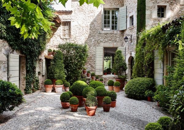 Làm đẹp sân vườn theo phong cách đồng quê nước Pháp siêu lãng mạn - Ảnh 12.