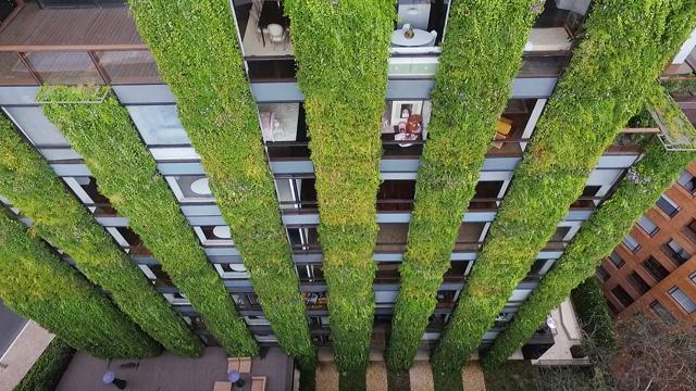 Tòa nhà phủ đầy cây xanh ẩn chứa những điều tuyệt vời khiến ai cũng ao ước sở hữu - Ảnh 6.