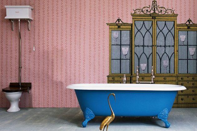 14 ý tưởng vui nhộn để phòng tắm có diện mạo mới   - Ảnh 2.