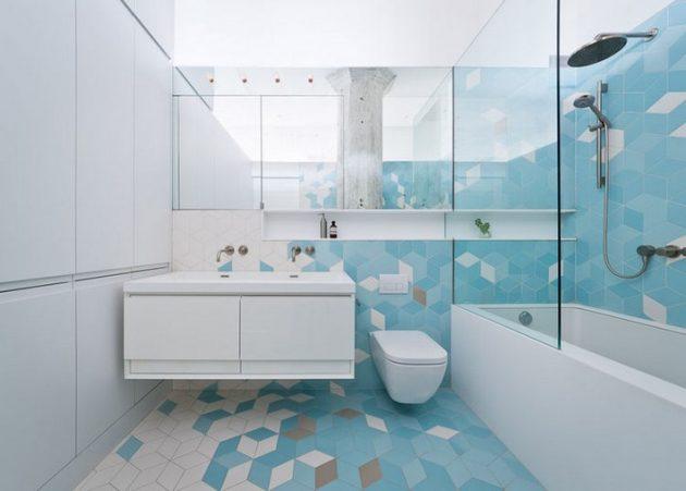 14 ý tưởng vui nhộn để phòng tắm có diện mạo mới   - Ảnh 3.