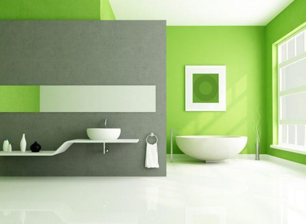 14 ý tưởng vui nhộn để phòng tắm có diện mạo mới   - Ảnh 5.
