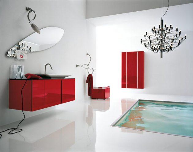 14 ý tưởng vui nhộn để phòng tắm có diện mạo mới   - Ảnh 6.