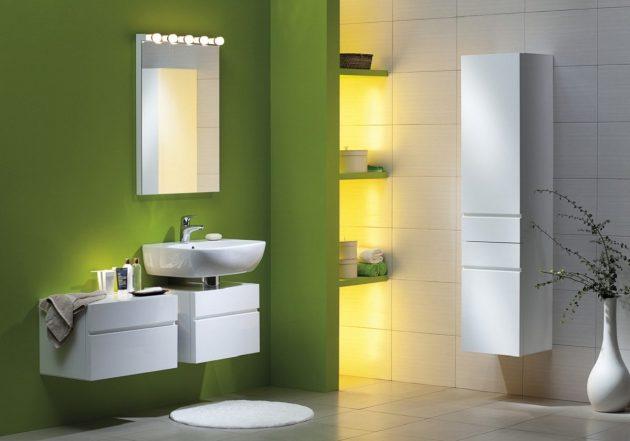 14 ý tưởng vui nhộn để phòng tắm có diện mạo mới   - Ảnh 9.