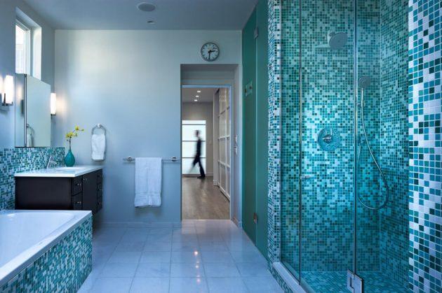 14 ý tưởng vui nhộn để phòng tắm có diện mạo mới   - Ảnh 11.