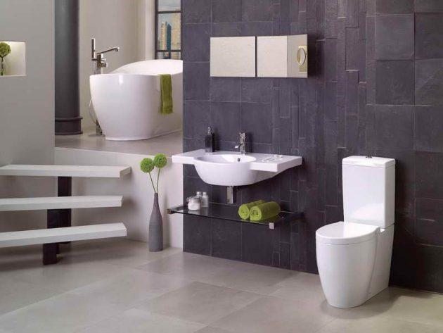 14 ý tưởng vui nhộn để phòng tắm có diện mạo mới   - Ảnh 13.