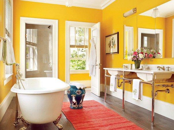 14 ý tưởng vui nhộn để phòng tắm có diện mạo mới   - Ảnh 14.