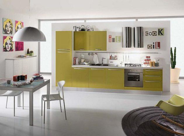 19 ý tưởng trang trí tuyệt vời cho nhà bếp nhỏ trông rộng thênh thang - Ảnh 8.