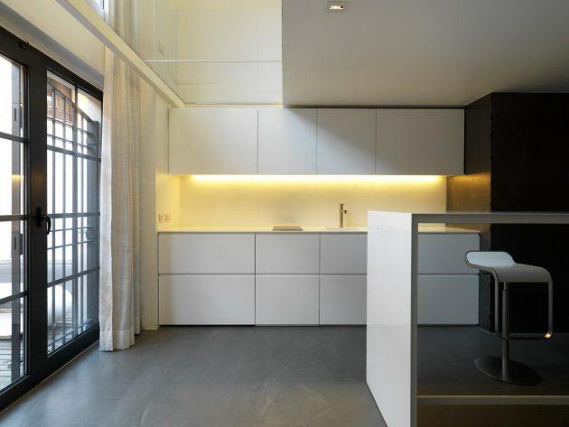 19 ý tưởng trang trí tuyệt vời cho nhà bếp nhỏ trông rộng thênh thang - Ảnh 16.