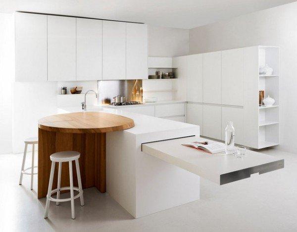 19 ý tưởng trang trí tuyệt vời cho nhà bếp nhỏ trông rộng thênh thang - Ảnh 17.