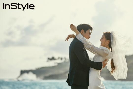 Ngắm ảnh cưới lãng mạn của Cha Ye Ryun và Joo Sang Wook tại Hawaii  - Ảnh 1.
