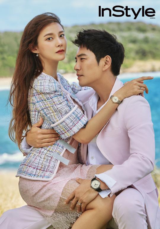 Ngắm ảnh cưới lãng mạn của Cha Ye Ryun và Joo Sang Wook tại Hawaii  - Ảnh 4.