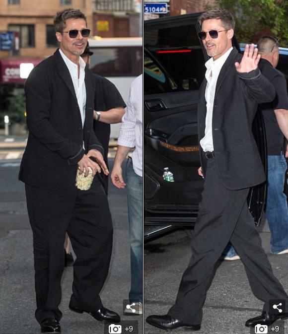 Pax Thiên chững chạc xách đồ cho mẹ Angelina Jolie khi đi mua sắm - Ảnh 5.