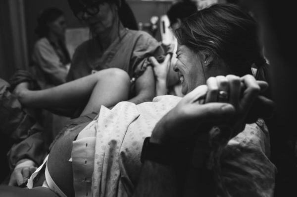 Câu chuyện vượt cạn đau đến tận xương tủy của bà mẹ bị vỡ ối giữa đêm ở tuần thai thứ 36 - Ảnh 4.