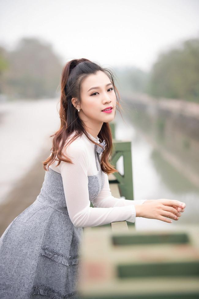Hoàng Oanh rơi lệ nói về nguyên nhân chia tay Huỳnh Anh - Ảnh 1.