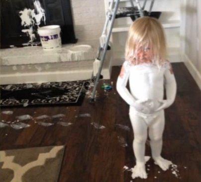 Nếu chưa hình dung nhà có trẻ con sẽ như thế nào, bạn chỉ cần xem những hình ảnh này - Ảnh 6.