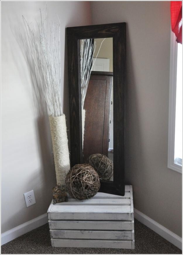 Ý tưởng độc đáo hoàn thiện phòng khách bằng cách trang trí góc chết - Ảnh 4.