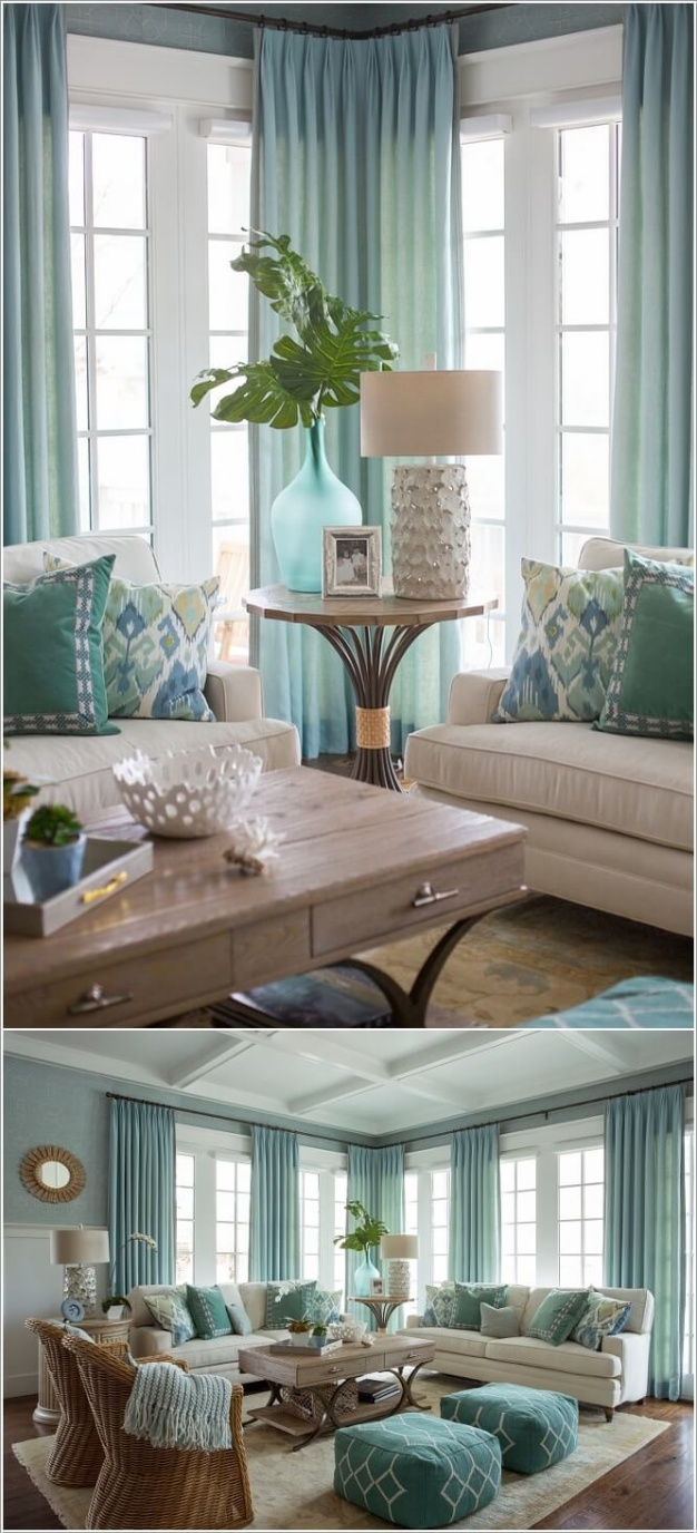 Ý tưởng độc đáo hoàn thiện phòng khách bằng cách trang trí góc chết - Ảnh 7.