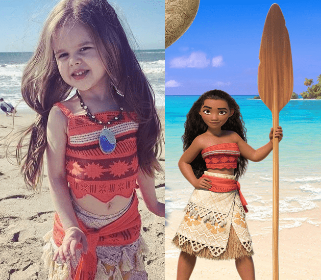 Cô bé 4 tuổi gây sốt với những màn trình diễn nhạc Disney thu hút hàng triệu lượt xem - Ảnh 11.