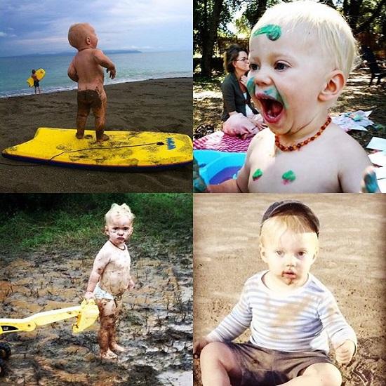 Hậu trường tan tác của những bức ảnh trẻ con siêu dễ thương bạn thường thấy trên mạng - Ảnh 9.