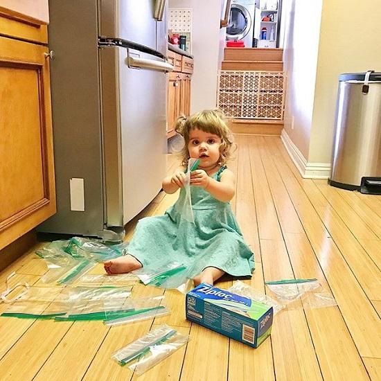 Hậu trường tan tác của những bức ảnh trẻ con siêu dễ thương bạn thường thấy trên mạng - Ảnh 17.