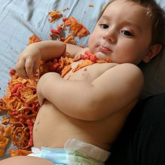 Hậu trường tan tác của những bức ảnh trẻ con siêu dễ thương bạn thường thấy trên mạng - Ảnh 19.