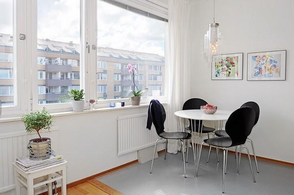 Chỉ 44m² nhưng nhờ cách bài trí mà căn hộ này trông rộng đến khó tin - Ảnh 6.