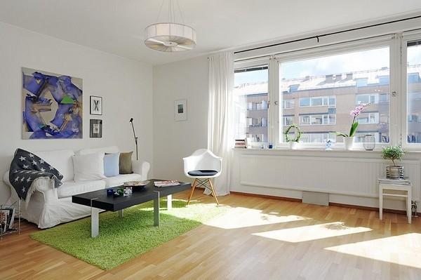 Chỉ 44m² nhưng nhờ cách bài trí mà căn hộ này trông rộng đến khó tin - Ảnh 11.