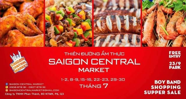 Loạt sự kiện vui, đã mà ý nghĩa ở Hà Nội, Sài Gòn để vui chơi đúng nghĩa chơi cuối tuần - Ảnh 5.