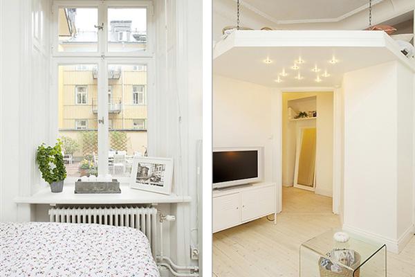 Chỉ vỏn vẹn 38m² nhưng căn hộ nhỏ ấm cúng này có không gian chứa được vô số đồ đạc   - Ảnh 5.