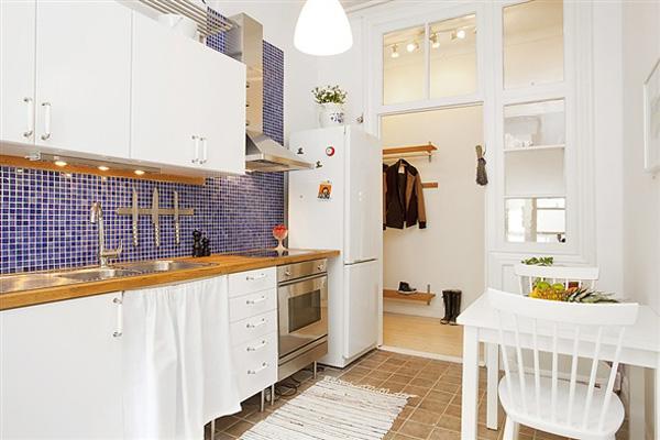 Chỉ vỏn vẹn 38m² nhưng căn hộ nhỏ ấm cúng này có không gian chứa được vô số đồ đạc   - Ảnh 6.