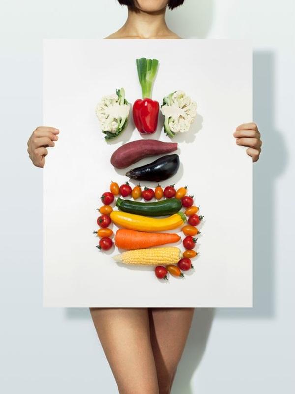 Bật mí chế độ ăn uống siêu đơn giản nhưng không những đủ chất mà còn giảm được cân - Ảnh 1.