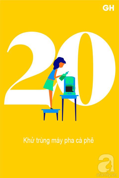 Lịch trình 30 ngày dọn dẹp nhà cửa, đánh bay mọi bụi bẩn để đón mùa mới (P2) - Ảnh 5.