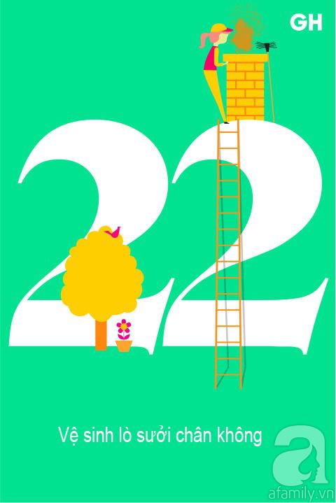 Lịch trình 30 ngày dọn dẹp nhà cửa, đánh bay mọi bụi bẩn để đón mùa mới (P2) - Ảnh 7.