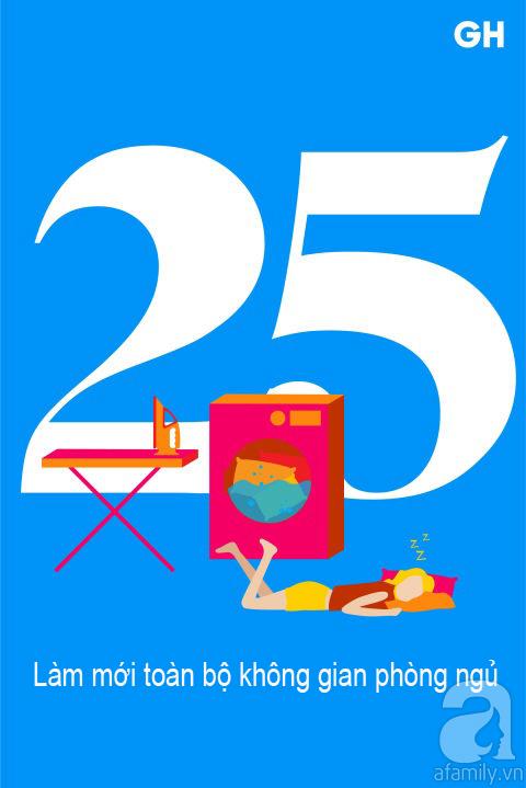 Lịch trình 30 ngày dọn dẹp nhà cửa, đánh bay mọi bụi bẩn để đón mùa mới (P2) - Ảnh 10.
