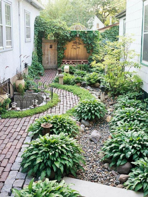 Nếu có khoảng sân sau nhà bạn đừng quên những cách trang trí đẹp xinh này - Ảnh 5.