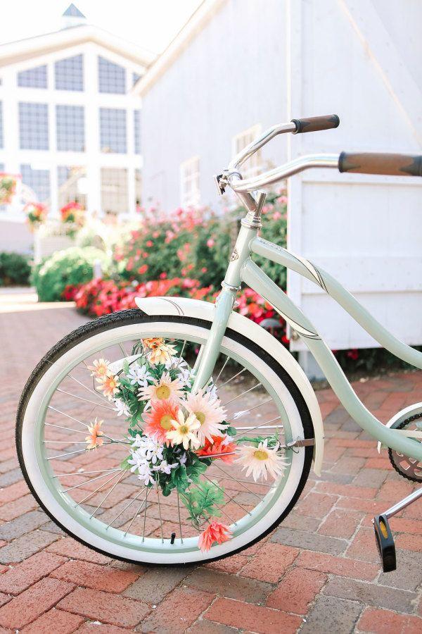Những ý tưởng trang trí vườn tuyệt hay với xe đạp cũ bạn sẽ rất tiếc nếu biết quá muộn - Ảnh 9.