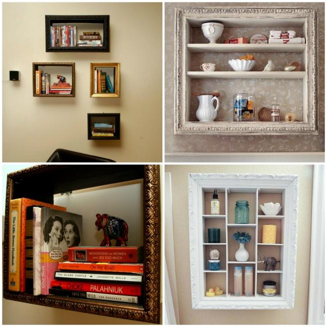 20 gợi ý tái sử dụng khung hình cũ giúp nhà đẹp lên trông thấy - Ảnh 14.
