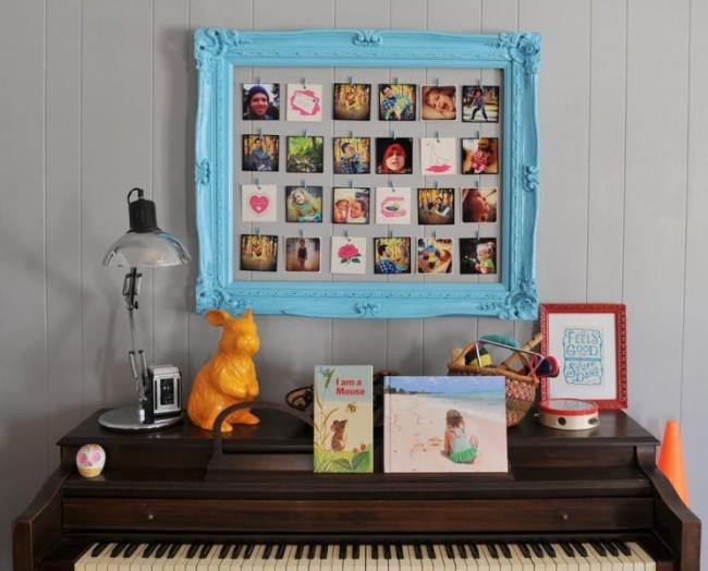 20 gợi ý tái sử dụng khung hình cũ giúp nhà đẹp lên trông thấy - Ảnh 17.