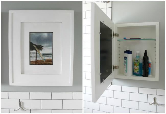 20 gợi ý tái sử dụng khung hình cũ giúp nhà đẹp lên trông thấy - Ảnh 18.