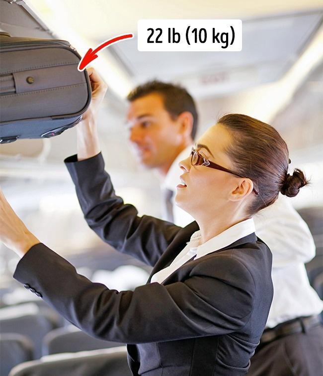 Biết những quy định bất ngờ này bạn sẽ thấy tiếp viên hàng không có quá nhiều bí mật - Ảnh 5.