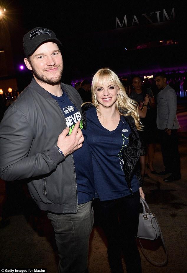 Hậu ly hôn, Chris Pratt và Anna Faris ứng xử với nhau như thế này - Ảnh 3.