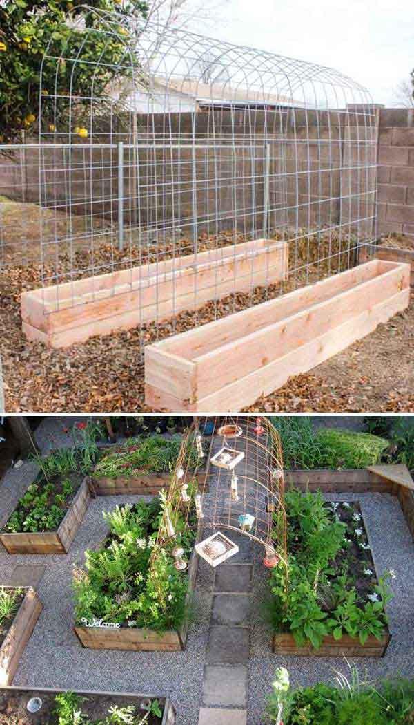 Tham khảo ngay những cách sáng tạo này để biến mảnh đất trống thành vườn rau đẹp mắt - Ảnh 3.