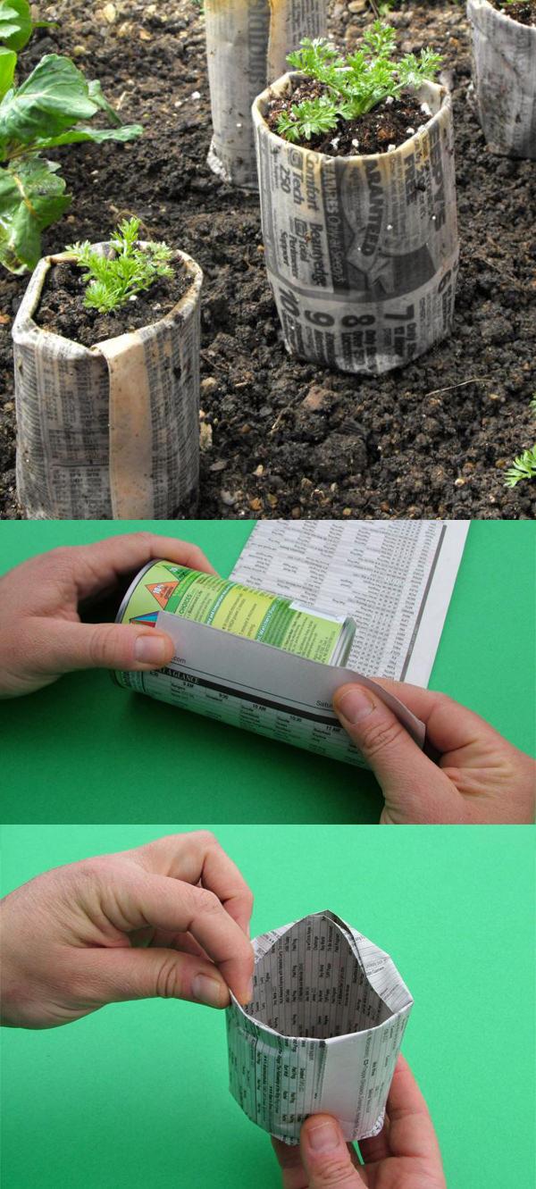 10 cách tự làm khay trồng hạt giống siêu tiện lợi và tiết kiệm dành cho những ai yêu làm vườn - Ảnh 4.